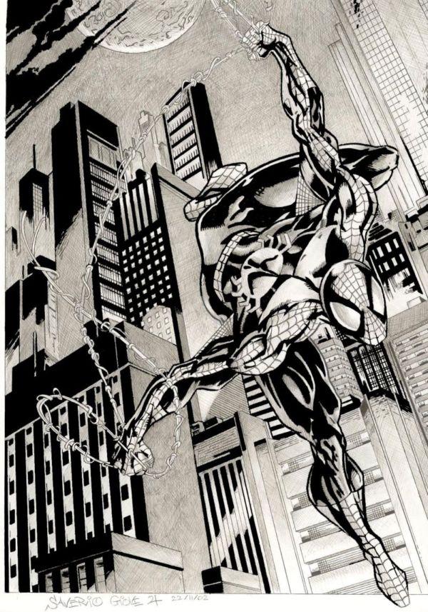 Immagini spiderman uomo ragno immagini da colorare for Immagini uomo ragno da colorare